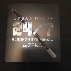 NWT urban decay 24/7 glide one eye pencil